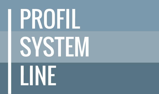 PROFIL SYSTEM LINE
